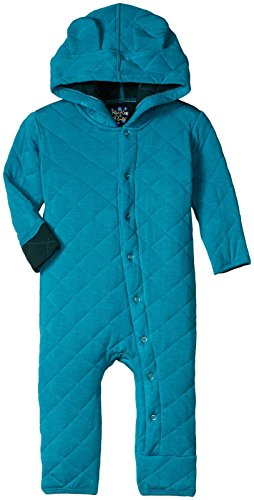 Quilted Boys Coverall - 3