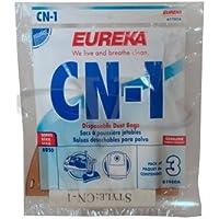 Eureka Paper Bag GE Canister CN-1 GE 6850 3 Pack