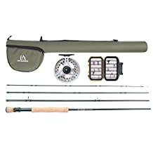 Maxcatch Explorer Fly Fishing Rod Combo Kit