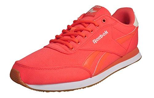 Reebok Jog chalk fire Trail Cl Arancione Scarpe white gum Coral Da 2txt Running Royal Donna r1ETq1