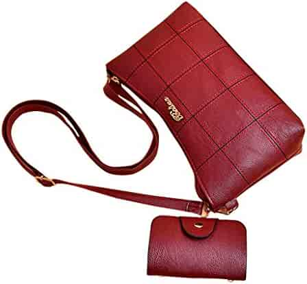 7180df0987fc Shopping 2 Stars & Up - Leather or Rubber - Reds - Handbags ...