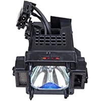 BORYLI Lamp for SONY XL-5300 TV Replacement with Housing