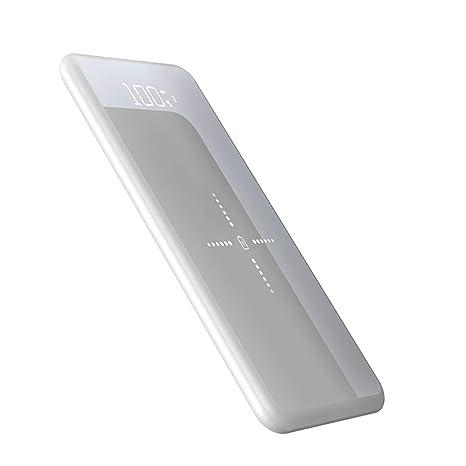 WangLx Ele Cargador Móvil Portátil Batería Externa, 10000mAh ...
