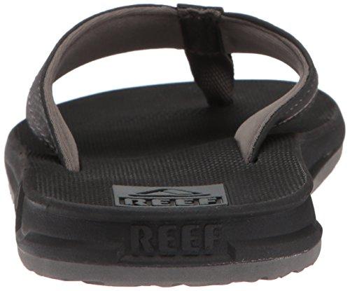 Reef Element TQT Flip Flop Schwarz