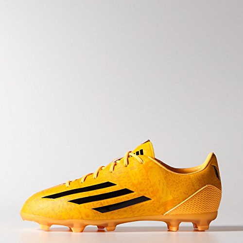 Adidas F50 Adizero Junior Lionel Messi Soccer Cleat (Solar Gold) Sz. 5.5