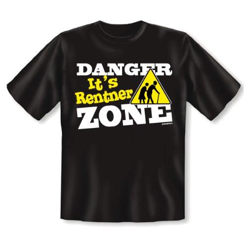 Angriff der Zombie Renter Spaß T-Shirt