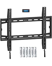 Eono Essentials TV Wall Bracket TV Wall Mount for Most 26-55 inch LED, LCD OLED and Plasma TVs with VESA 75x75-400x400mm