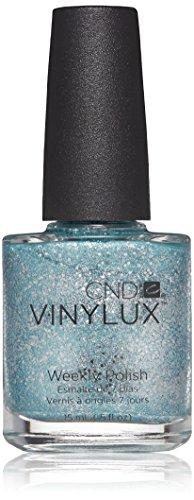 CND Vinylux Weekly Nail Polish, Glacial Mist, .5 oz - Mist Nail Lacquer