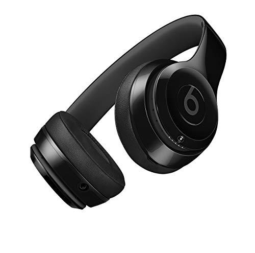 Beats Solo3 Wireless On-Ear Headphones Gloss Black (Renewed) 2