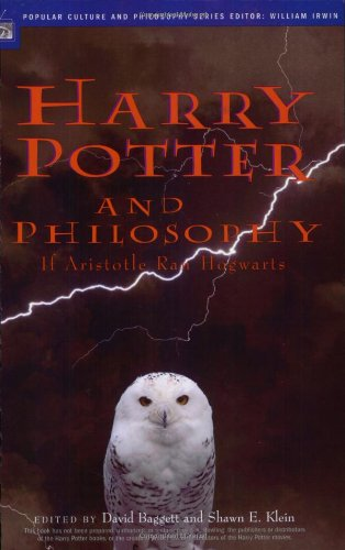 Harry Potter and Philosophy: If Aristotle Ran Hogwarts – HPB