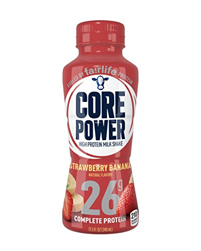 Core Power Strawberry Packaging 11 5 ounce product image