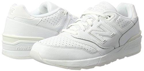Homme Balance New Pour Chaussures Course Blanc blanc De Ml597 aYwYxCq