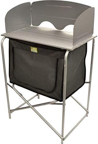 Viamondo - Mueble de cocina de camping plegable de ...