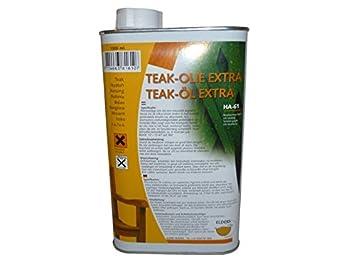 Gartenmöbel Pflege Teak-Öl 1l (19,95eur /l) Livingruhm: Amazon.de ... Gartenmobel Teakholz Teakol
