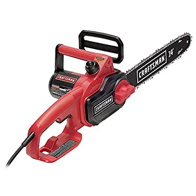 "Morocca New Craftsman 74050 14"" Electric Corded Chainsaw"