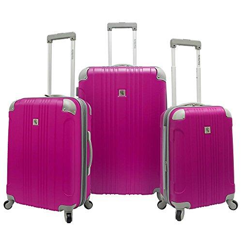beverly-hills-country-club-malibu-3-piece-hard-side-spinner-luggage-set-magenta