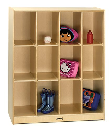 JonTi CrafT 3942JC 12 Cubbie Locker Storage