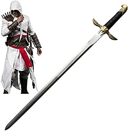 Amazon Com Realfirensteel Assassin S Creed Sword Of Altair