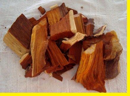 Log Wood Palo Brazil Bag of 0.50 Oz Pack of 2