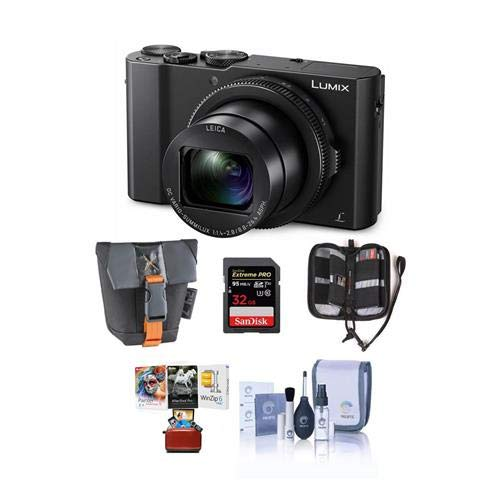 (Panasonic Lumix DMC-LX10 Digital Camera, 20MP 1