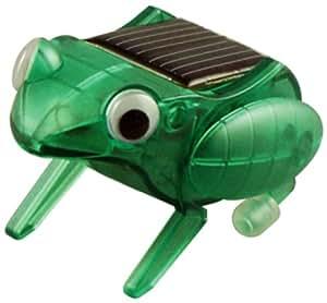 OWI  Happy Hopping Frog Kit   Solar Powered