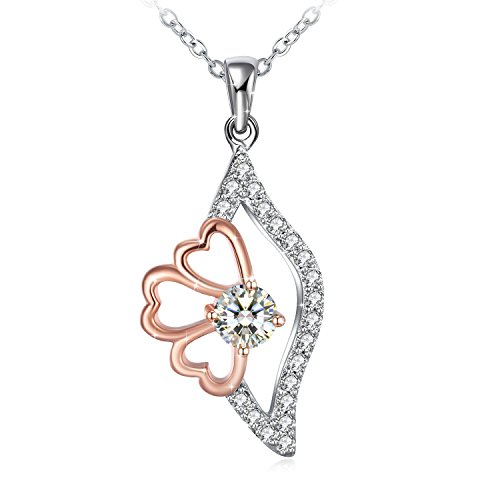 J.Rosée Jewelry Gifts Packing Women's Sterling Silver Necklace Jewelry for Girls