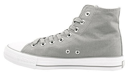 Unisex Scarpe High Elara Per Sneaker Donna 36 nbsp; Sneakers Top Sport Tessile Uomo Scarpe Uxx0dnR