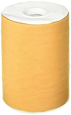 Tulle Fabric Spool/Roll 6 inch x 100 yards (300 feet), 34 Colors Available, On Sale Now!