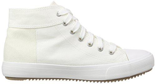 ICEPEAK Wangi - Zapatillas altas Mujer Blanco - Weiß (980 optic white)