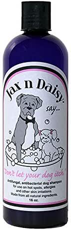 Jax N Daisy Don't Let Your Dog Itch Shampoo
