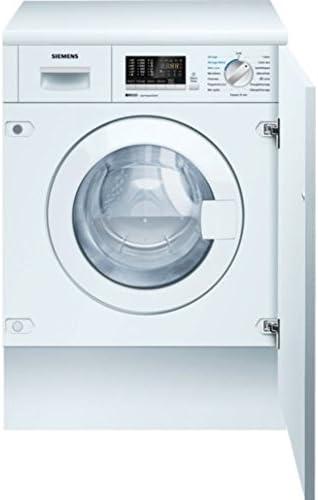 Siemens iQ500 WK14D541FF lavadora Carga frontal Integrado Blanco B ...