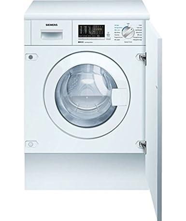 Siemens iQ500 WK14D541FF lavadora Carga frontal Integrado ...