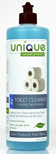 Unique RV Toilet Cleaner 24 oz. (24 Ounce)