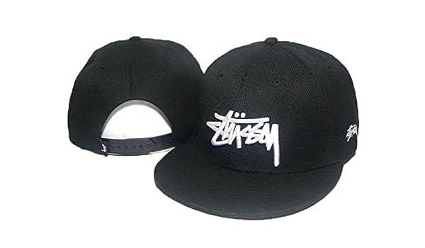 Última Modelos de hip hop Mr/MS STUSSY Gorra snapback Gorra de ...