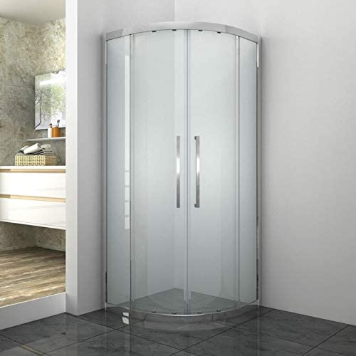 SP Kinder SPSE130 - Mampara de ducha con 2 puertas correderas, 1200 x 800 x 1850 mm: Amazon.es: Hogar