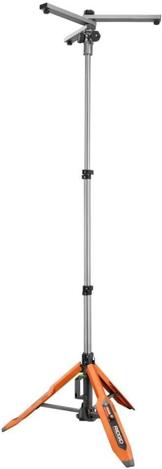 RIDGID R9937B GEN5X Universal Collapsible Tripod Stand (Renewed)