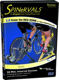 Spinervals Fitness Series 3.0 Enter The Red Zone DVD