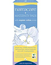 Natracare Maternity Pads with Organic Cotton Cover, 10ct