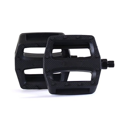 FatBoy Mini BMX Platform 1/2in Pedals (Set of 2; Black)