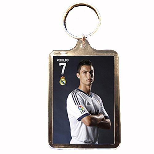 Real Madrid - Keyring (RONALDO) B Gifts