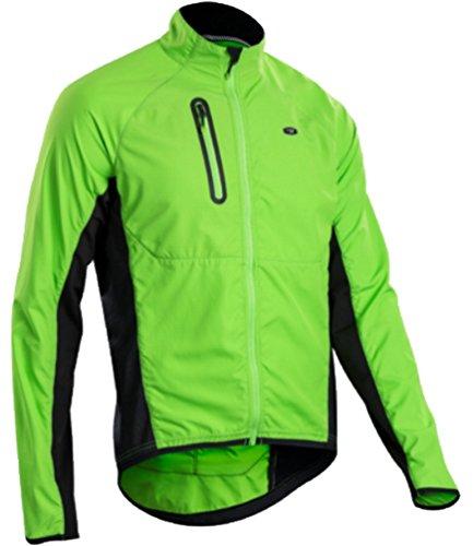 Sugoi 2018 Men's RS Zap Cycling Jacket - U709000M (Berzerker Green - S) - Zap Bike Jacket
