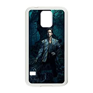 Into the Woods ROCK008583 Phone Back Case Customized Art Print Design Hard Shell Protection SamSung Galaxy S5 G9006V