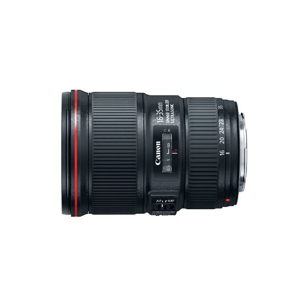 RetinaPix Canon EF 16-35mm f/4L is USM Lens (Black)