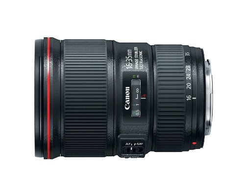 - Canon EF 16-35mm f/4L IS USM Lens