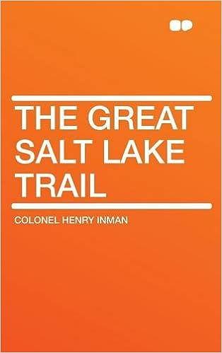 Book The Great Salt Lake Trail