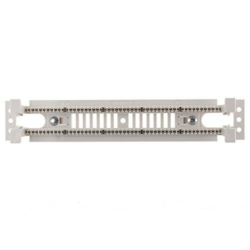 nd PS11050L 110 Wiring Block W/Legs, 50 Pair, 110 Block ()