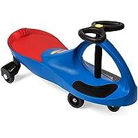 PlasmaCar The Original by PlaSmart – Blue – Ride On Toy,...