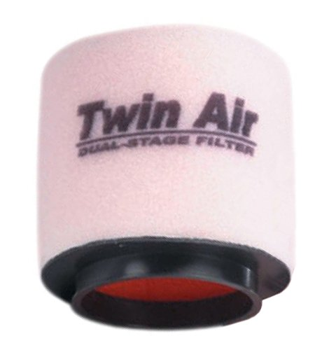 Twin Air 150912 Round Style Universal Clamp-On Dual Stage Foam Air Filter (Foam Adhesive Dual Round)