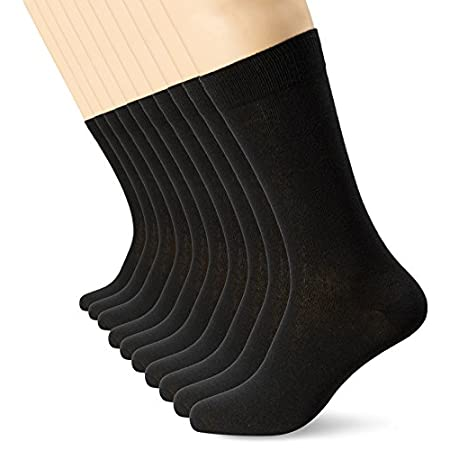 FM London Men's Smart Dress Sock 41Bwq 2BIjCEL