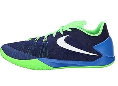 Nike Hyperchase Men US 10.5 Blue Basketball Shoe